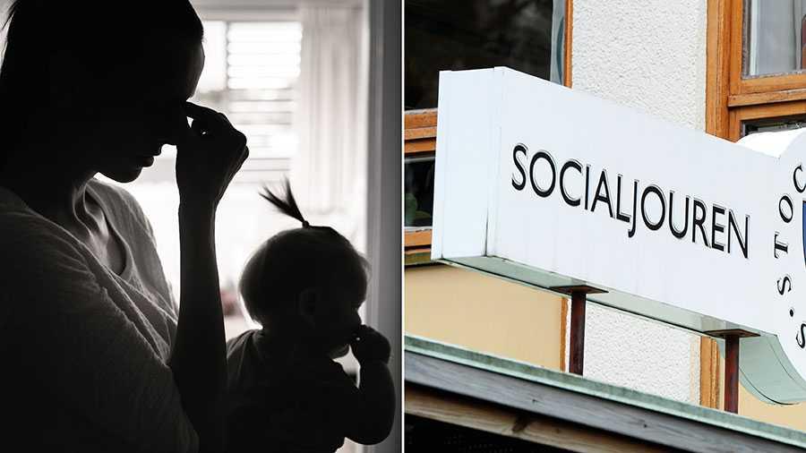 """Domstolar dömer som regel till gemensam vårdnad för att pappan också ska vara aktiv i barnets liv. Här ser vi ett systemfel där våldsutsatta kvinnor tvingas """"samarbeta"""" med sina förövare, skriver 34 socialarbetare."""