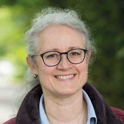 Åsa Melhus, professor i klinisk bakteriologi.