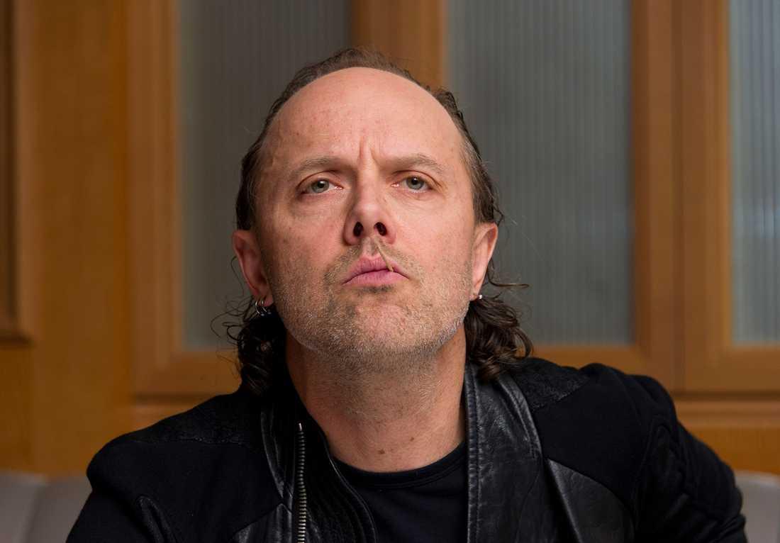 Lars Ulrich.