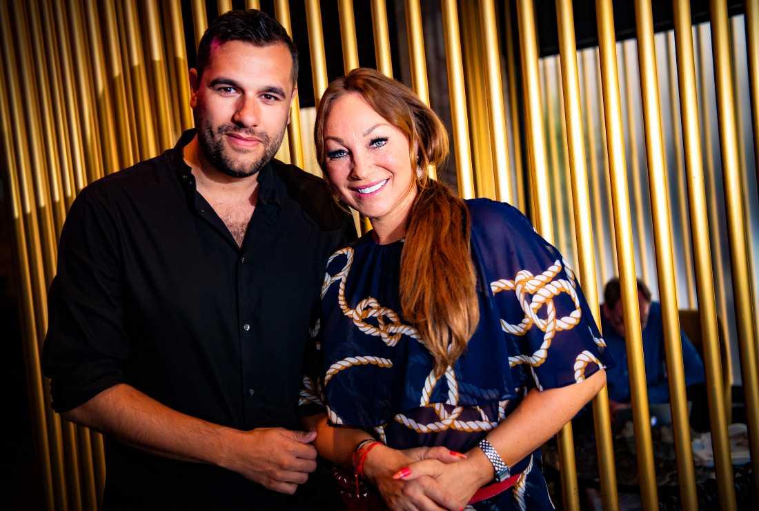 Edward af Sillén och Charlotte Perrelli kommenterar Eurovision song contest 2019