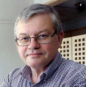 Kjell Aleklett.