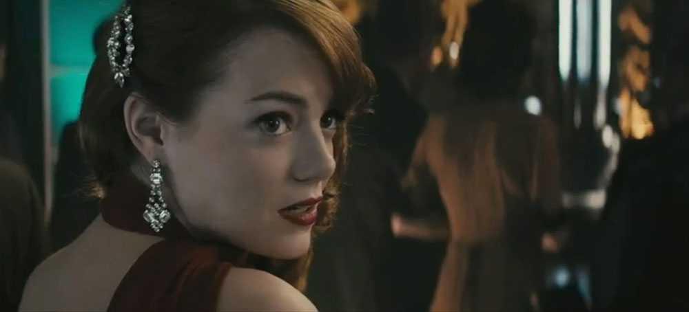 Det har också Emma Stone.