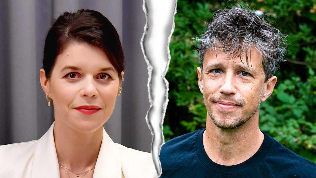 Emma Molin och Jakob Setterberg.