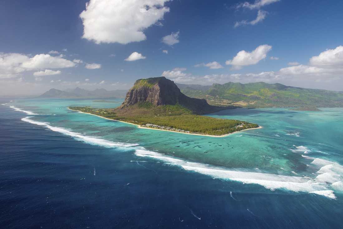 7) Mauritius.