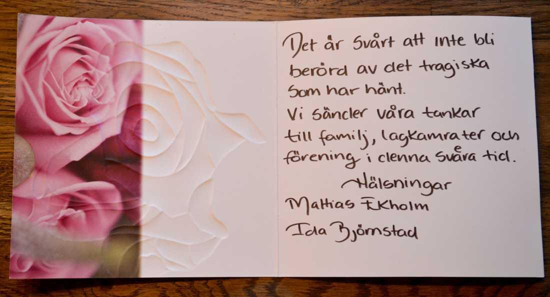 8e4e0f110ab8 Jesper Nordin tog sitt liv – föräldrarna berättar   Aftonbladet