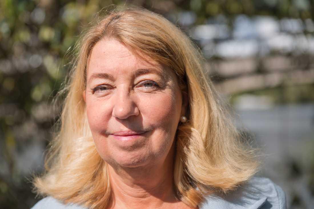 Den fristående privatekonomen Annika Creutzer rekommenderar rörlig ränta för att stärka förhandlingspositionen. Arkivbild