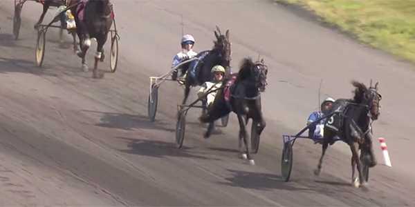 Ramona Hill vinner Hambletonian Stakes.