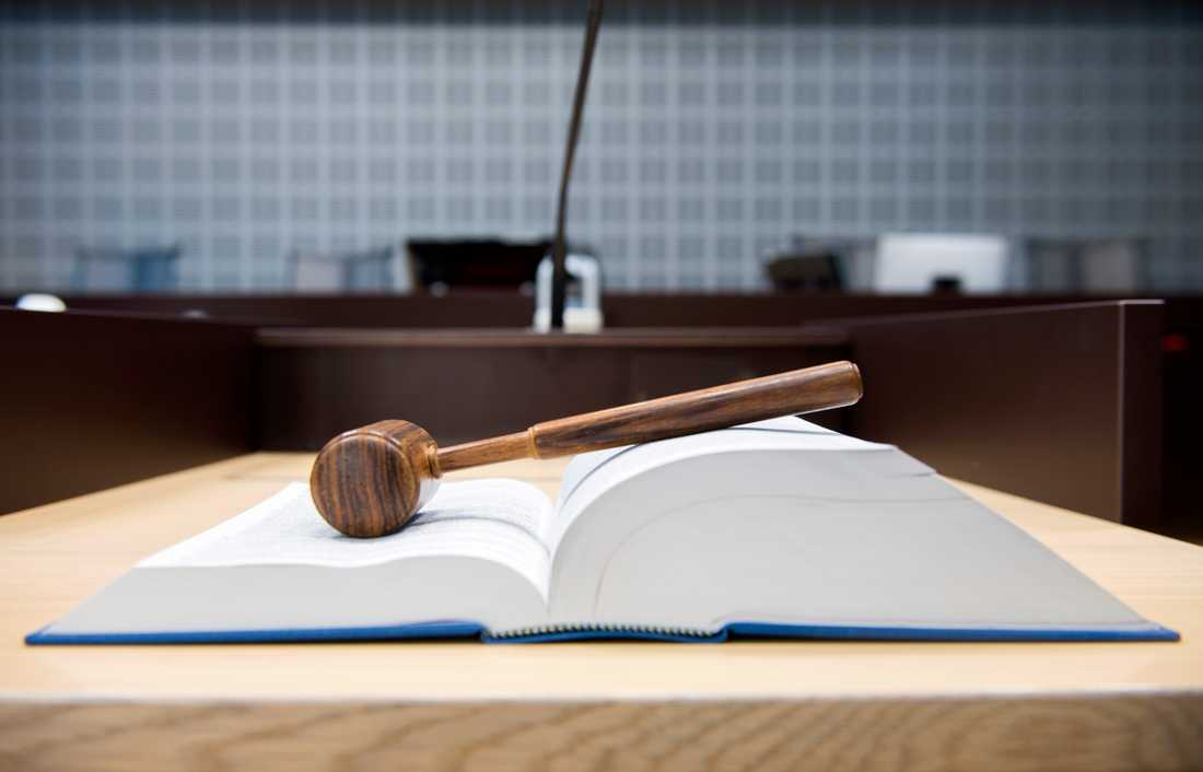 En man döms till fängelse för en våldtäkt i Lycksele kommun. Arkivbild.