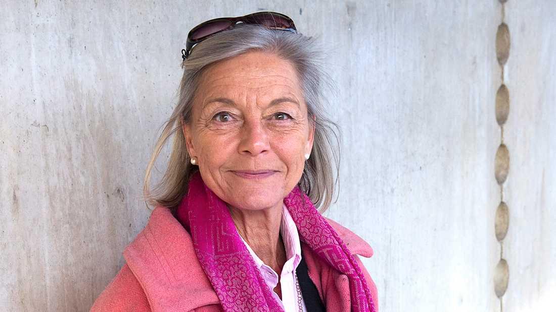 Louise Edlind Friberg.
