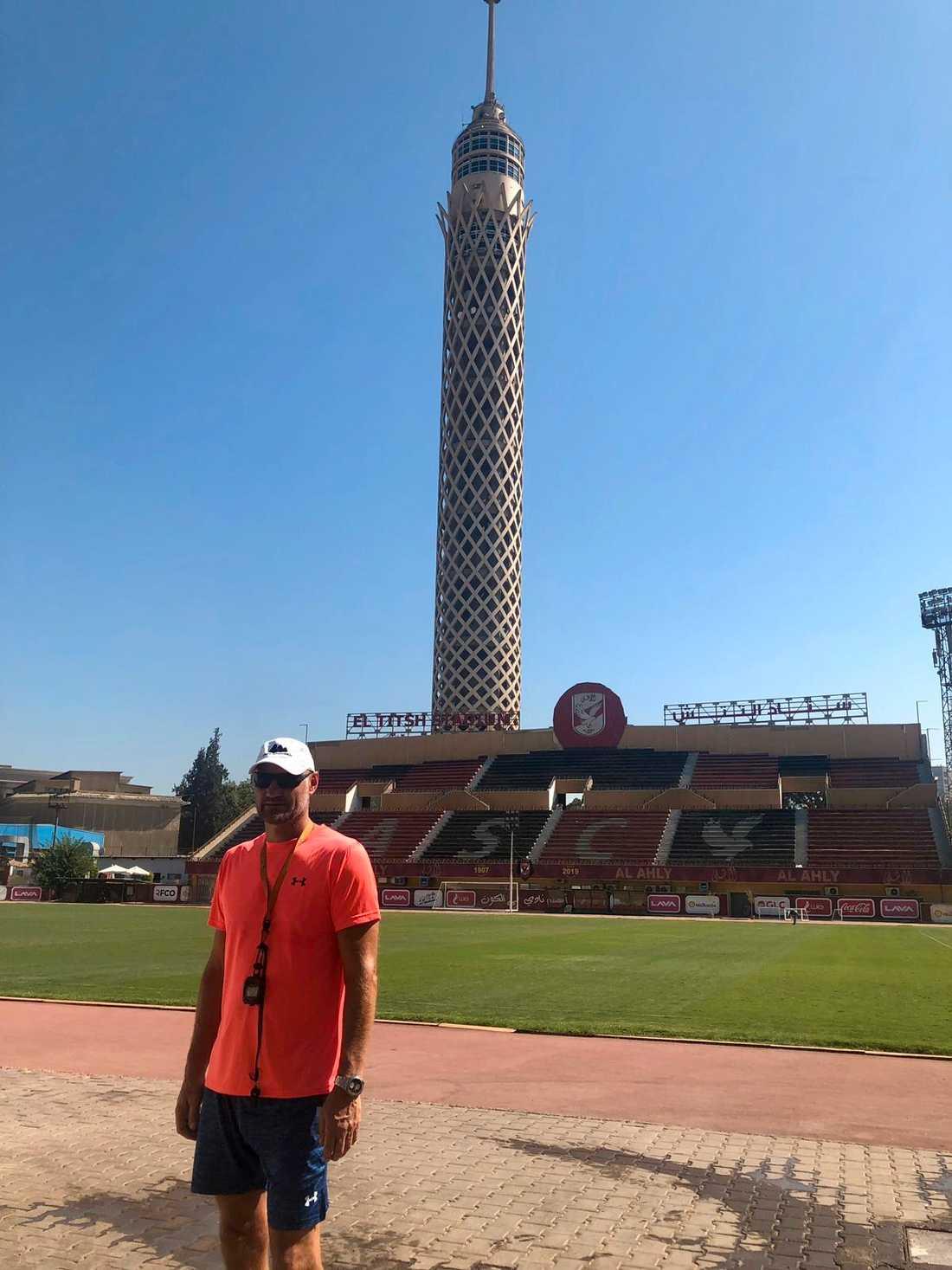 Al Ahly är Afrikas största idrottsklubb.