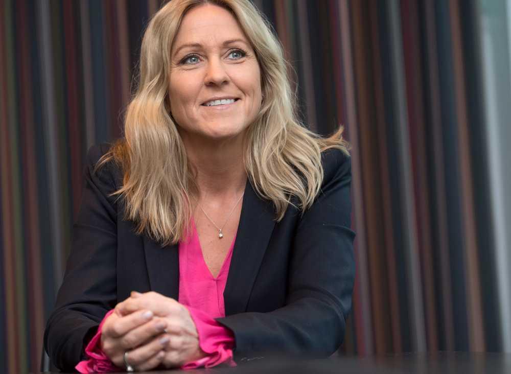 Christina Sahlberg har jobbat som sparekonom, bland annat på Compricer.