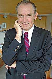 Förre ambassadören i Washington, Jan Eliasson, blir ny ordförande i FN:s generalförsamling.
