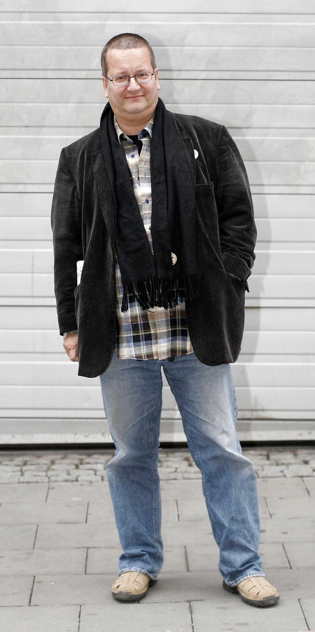 Stig-Björn Ljunggren, statsvetare.