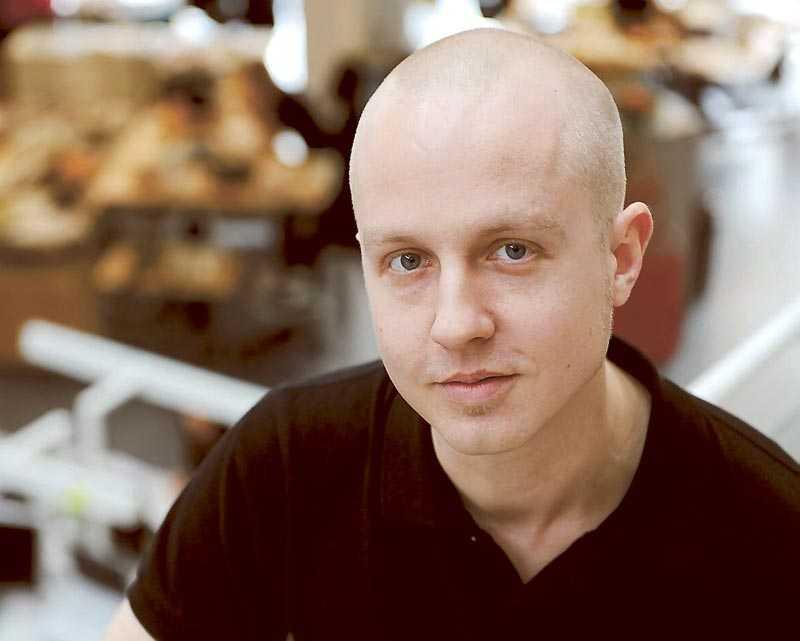 Martin Söderström.
