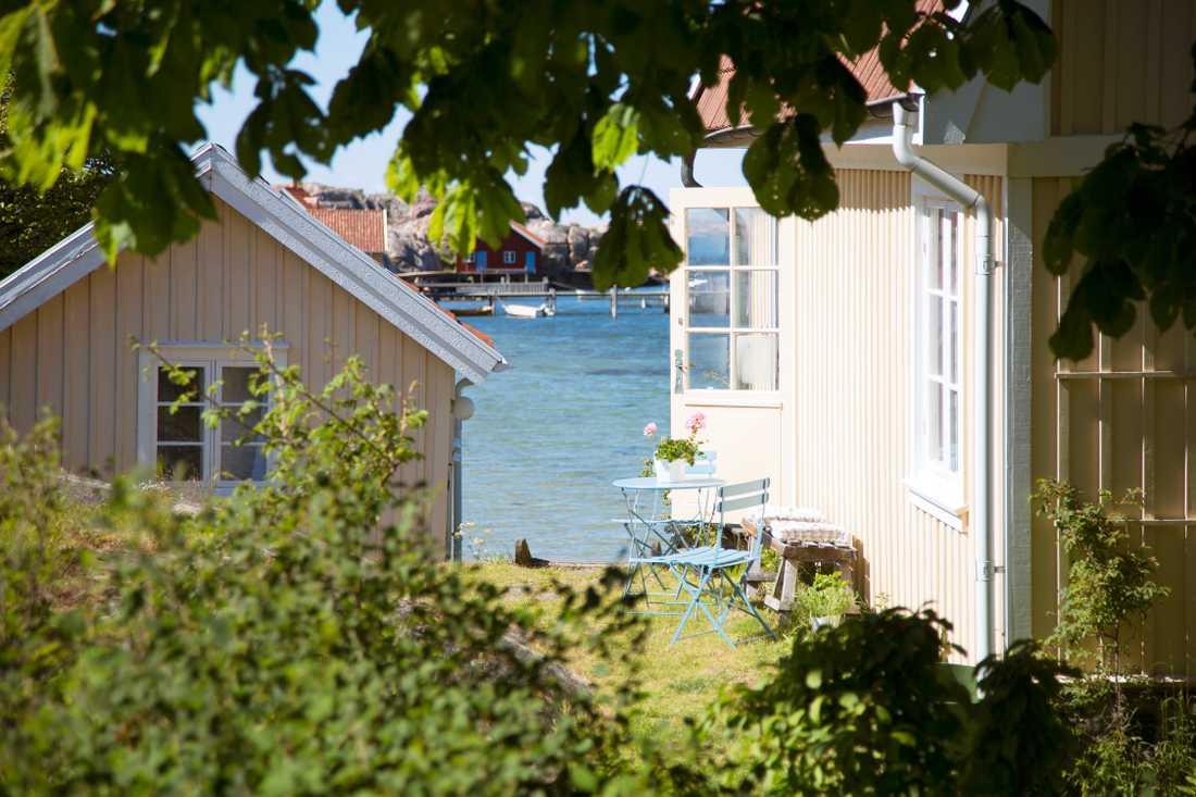 Fastigheten i Fjällbacka.