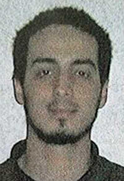 Brysselterroristen Najim Laachraoui