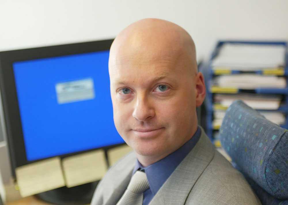 Mike Winnerstig, säkerhetspolitisk analytiker på Totalförsvarets forskningsinstitut, FOI.