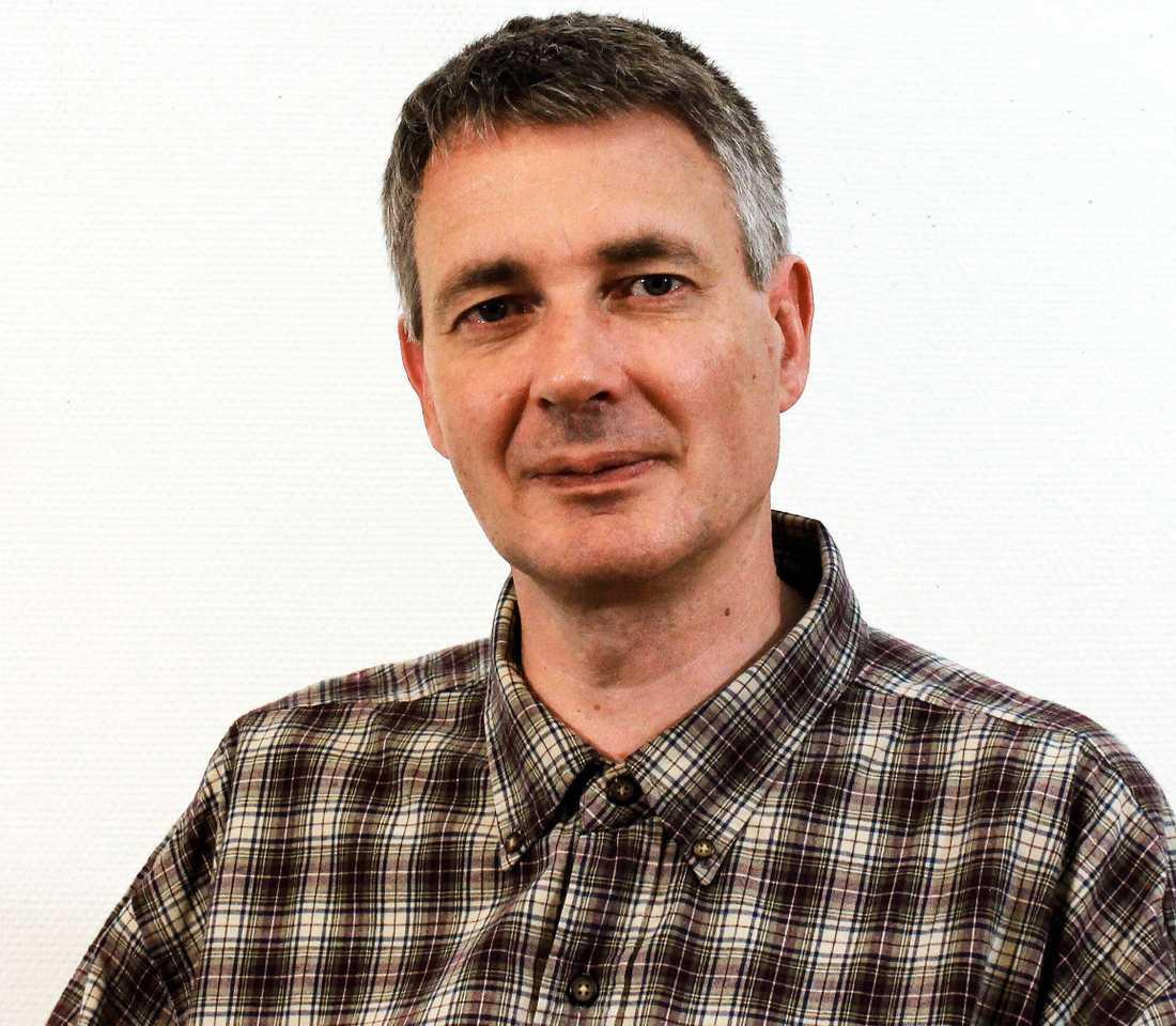Simon Wezeman, Rysslands-expert vid fredsforskningsinstitutet Sipri.