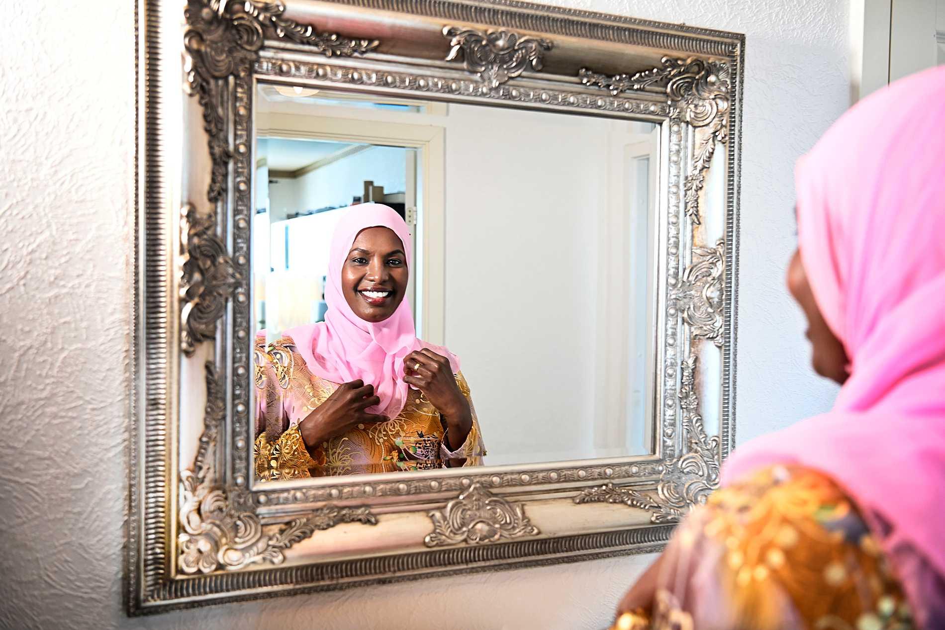 Khadija hoppas att fler får upptäcka afrikansk mat.