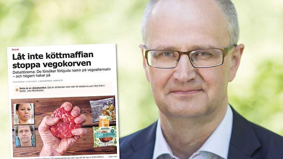 Frågan om vad livsmedel ska få kallas handlar om internationell handelspolitik för att ge tydlig konsumentinformation. Att produkter är vad de utger sig för att vara, att erkänna vissa produkters kvalitet, tradition och de bönder som producerar dem. Detta ställer sig LRF bakom, skriver Palle Borgström.