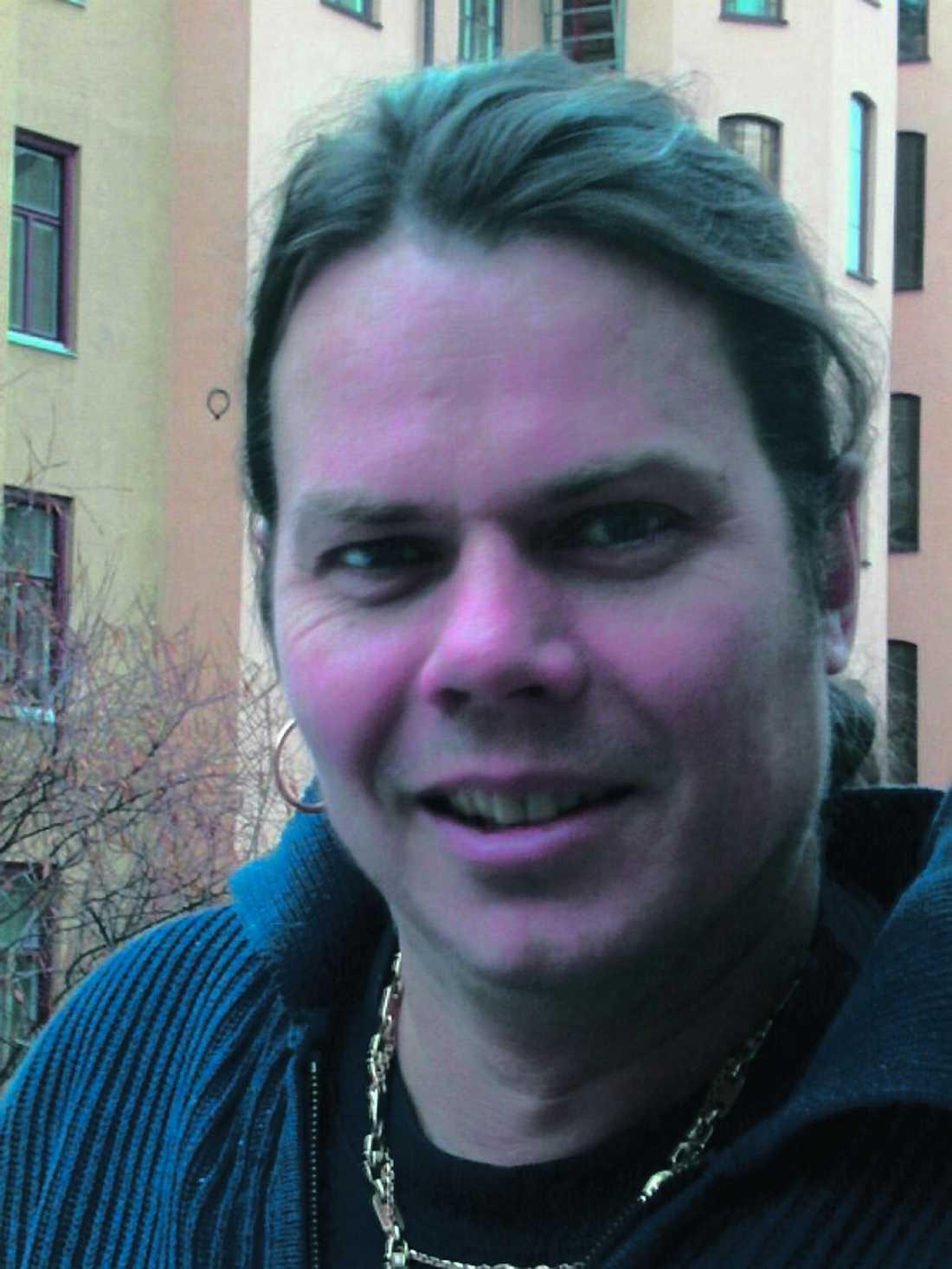 Jan Granvik.