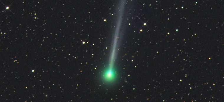 Kometen 45P/Honda-Mrkos-Pajdusakova. Arkivbild.