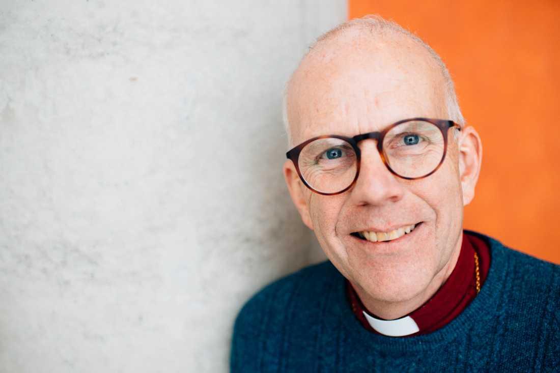 Biskop Martin Modéus i Linköpings stift.