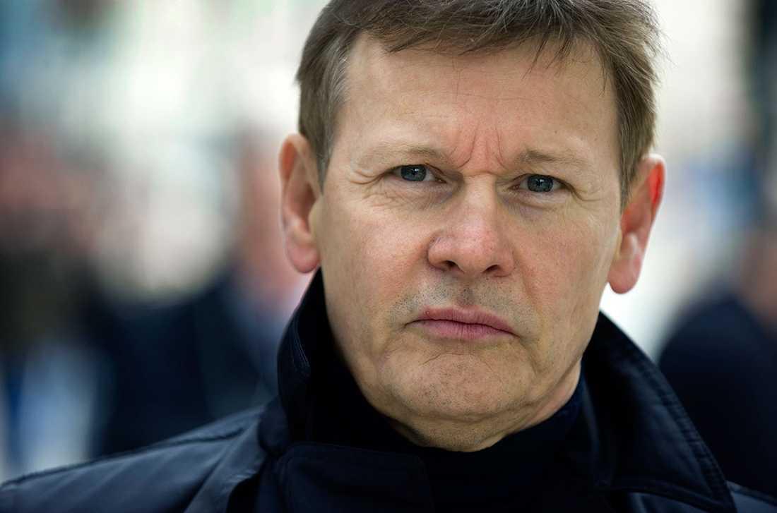 Psykologiprofessorn Sven Åke Christiansson.