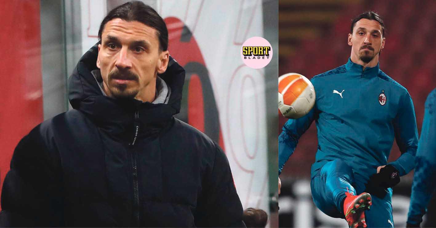 """Zlatan """"räddade"""" klubben från lång avstängning"""