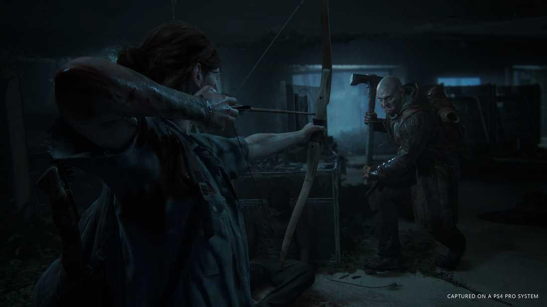 """Spelet """"The last of us"""" blir tv-serie. Bilden är från ursprungsspelets uppföljare som släpps i maj. Pressbild."""