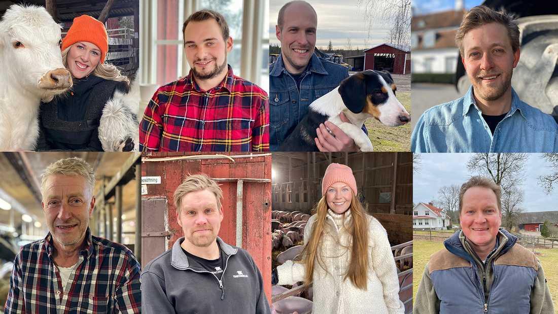 """Årets bönder i """"Bonde söker fru"""""""