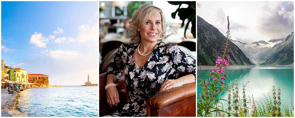 Flygvärdinnan och resebloggaren Lina Sjölund Gröndahl tipsar om 5 heta resmål i augusti.
