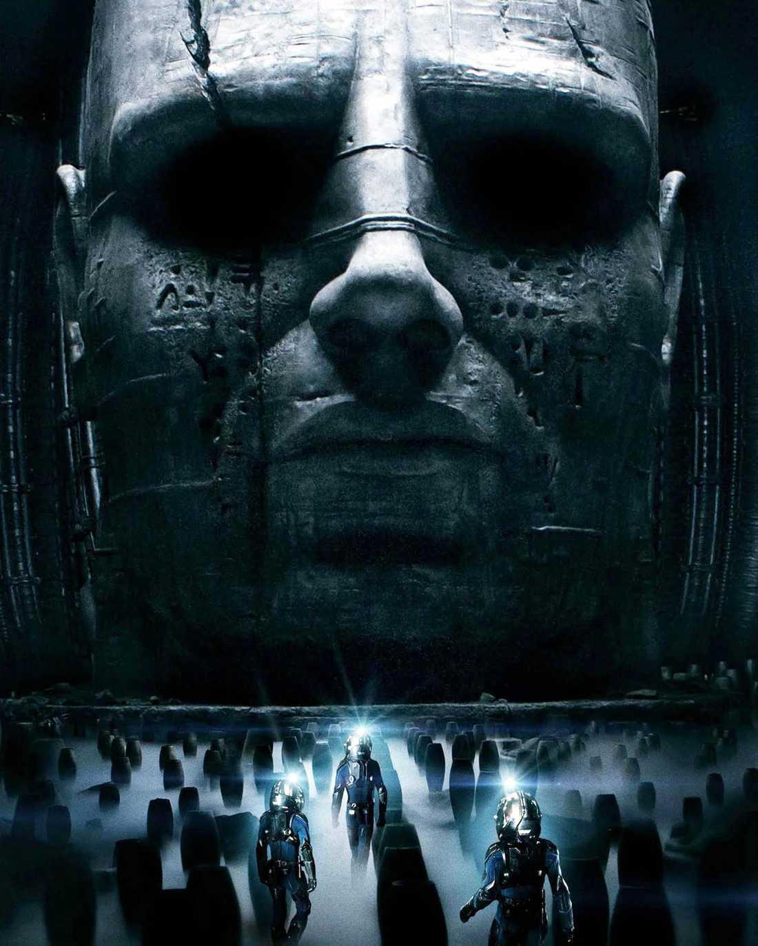 """Bild ur """"Prometheus""""."""