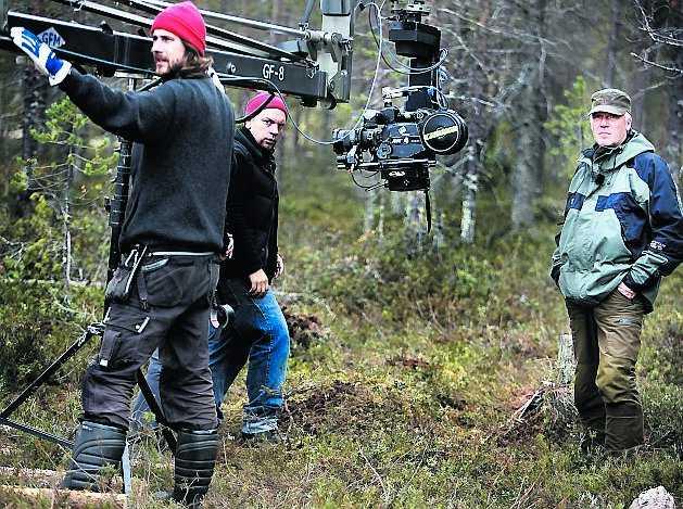Kjell Sundvall hoppas att filmen skapar debatt.