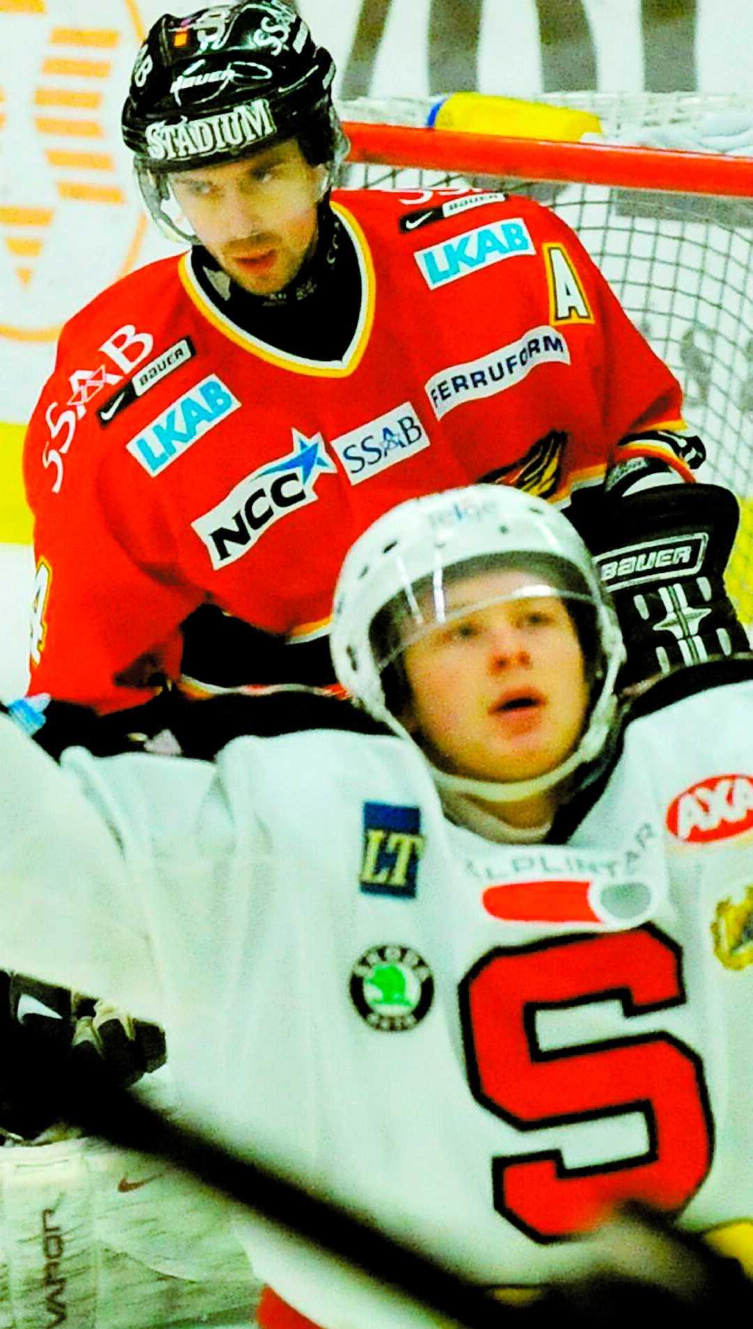 Buuuleå I förra mathcen utklassade Luleå Färjestad med 7–2. I går var det en riktigt viktig match mot Södertälje. Det gick sådär.