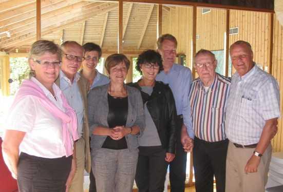 Styrelsen bestående av Katarina Olsson, Lennart Nilsson, Anna Carlström, Lena Fritzén, Kristina Alsér, Leif B Bengtsson, Ingvar Kamprad och Johannes Stenberg.