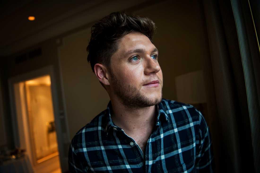 Niall Horan från One direction släpper sitt första soloalbum.