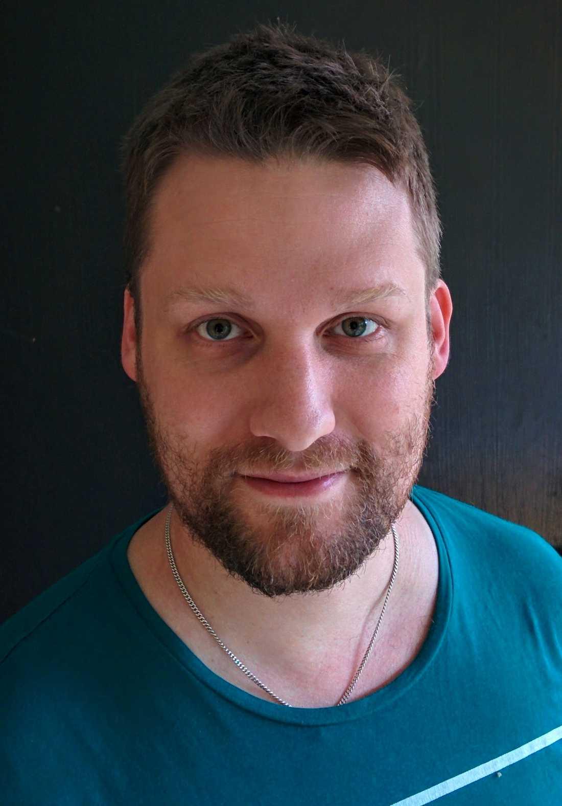 Martin Öjes.