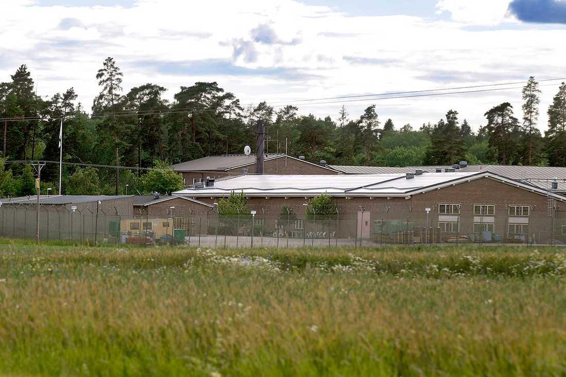 Jacke Arklöv ska flytta till Storbodaanstalten (Obs arkivbild).
