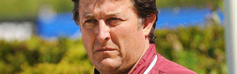 Den franske stjärntränaren Fabrice Souloy
