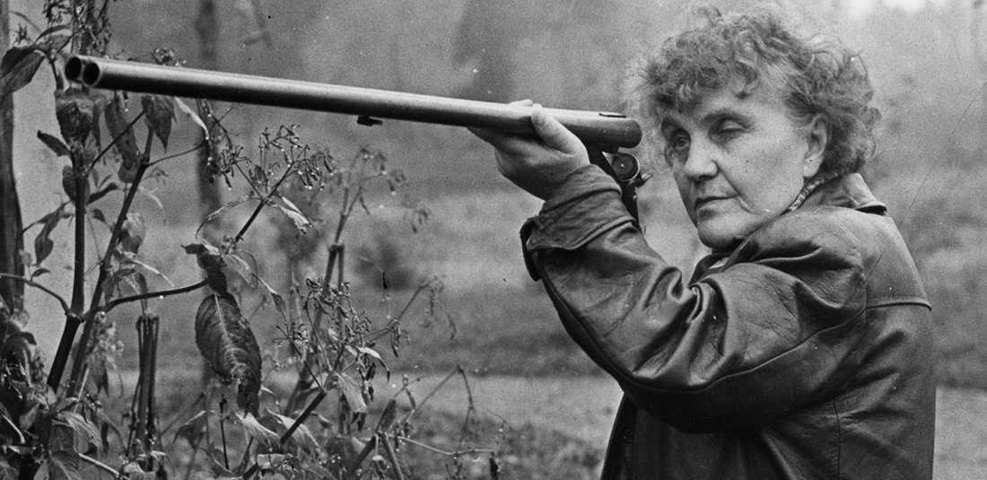 Krutgumma Författaren Moa Martinson, född Swartz, fortsätter att inspirera. I år är det 50 år sedan hon dog. Foto: Erik Conard/Scanpix