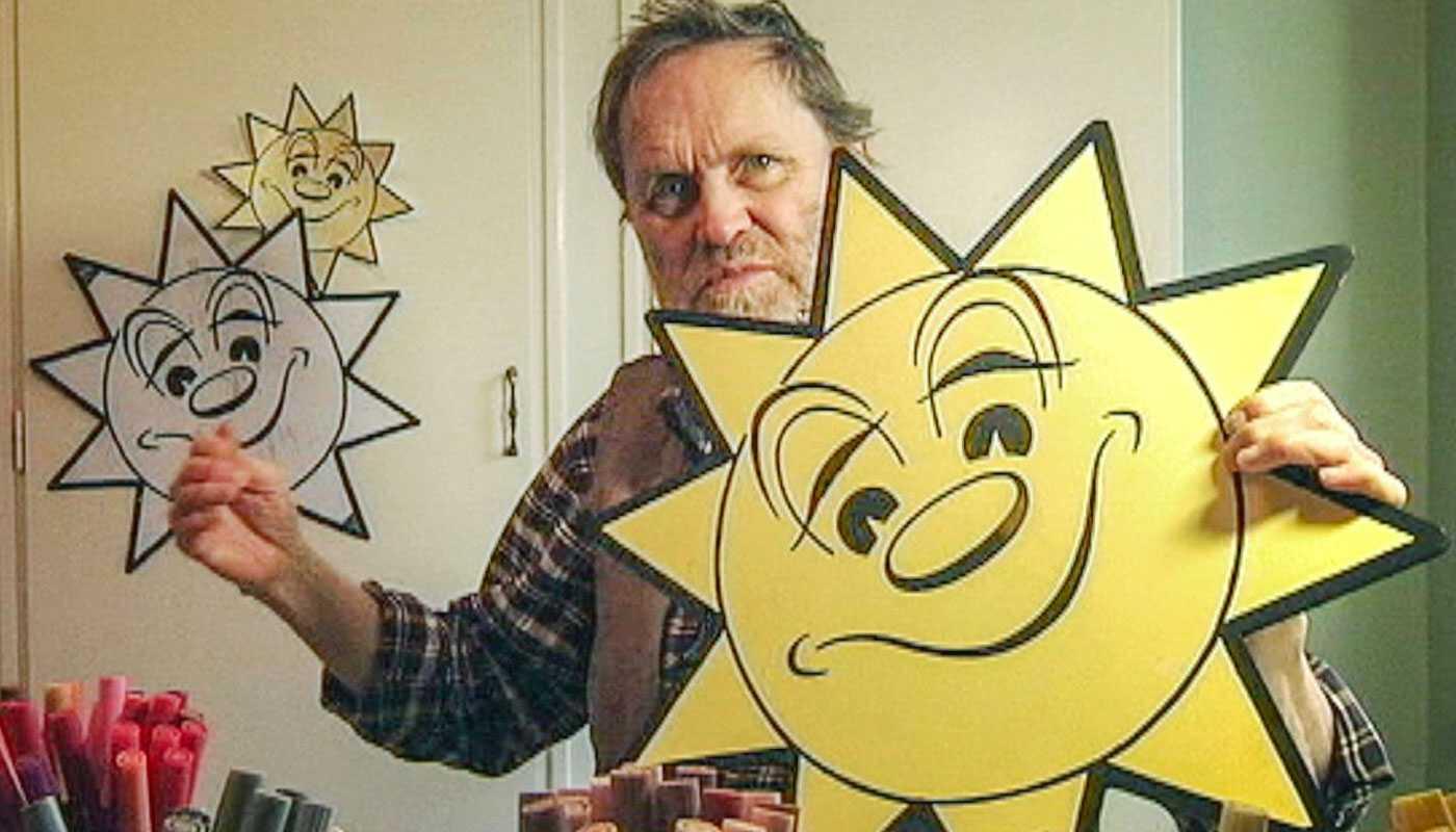 Solfilmen-skaparen Sverker Lund död