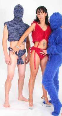 Kinky outfits!