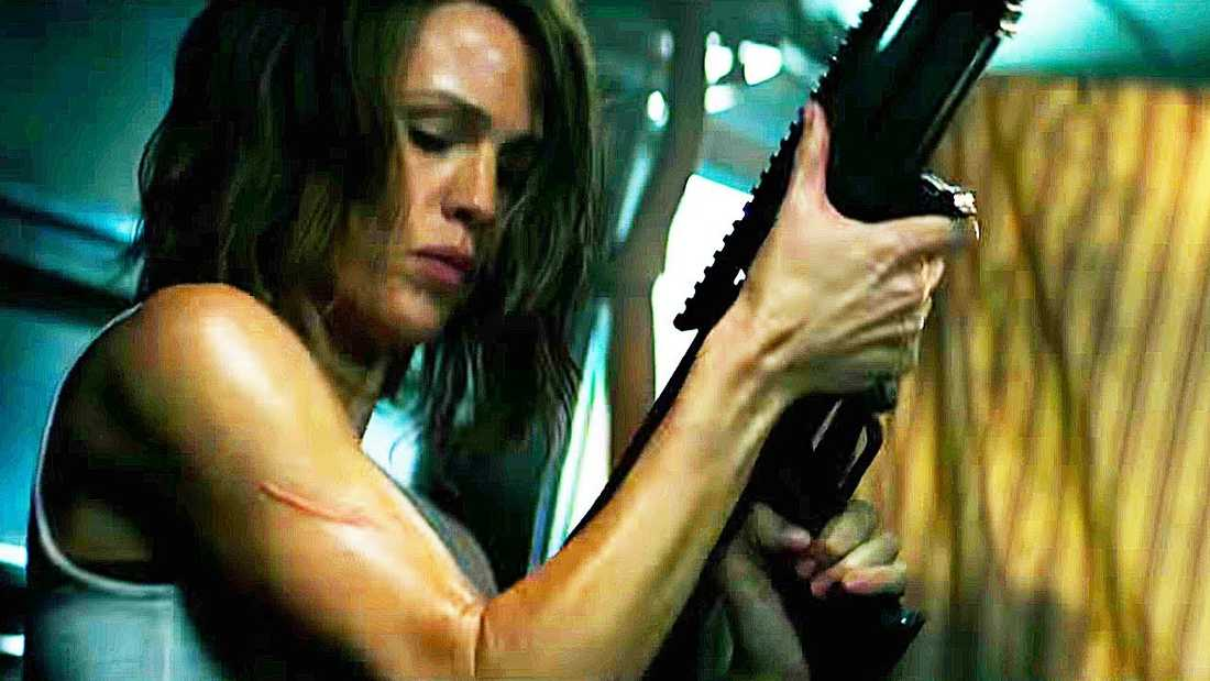"Jennifer Garner i ""Peppermint""."