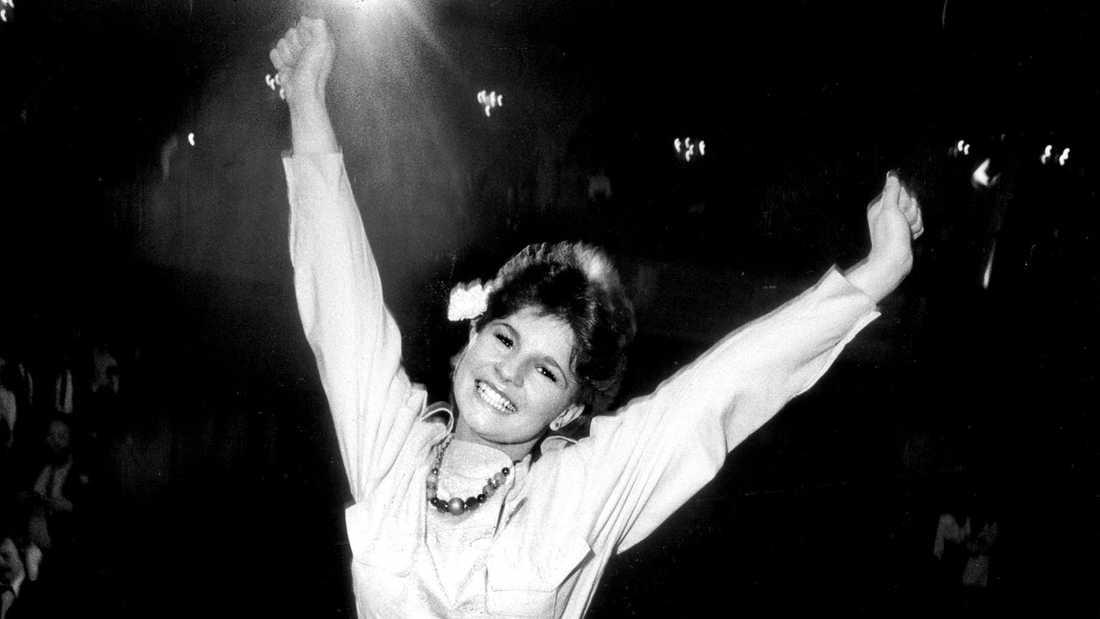 Carola 1983.