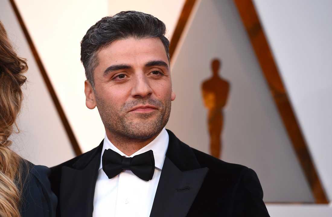 "Oscar Isaac ska spela mot Michelle Williams i HBO:s nyversion av ""Scener ur ett äktenskap"". Arkivbild."