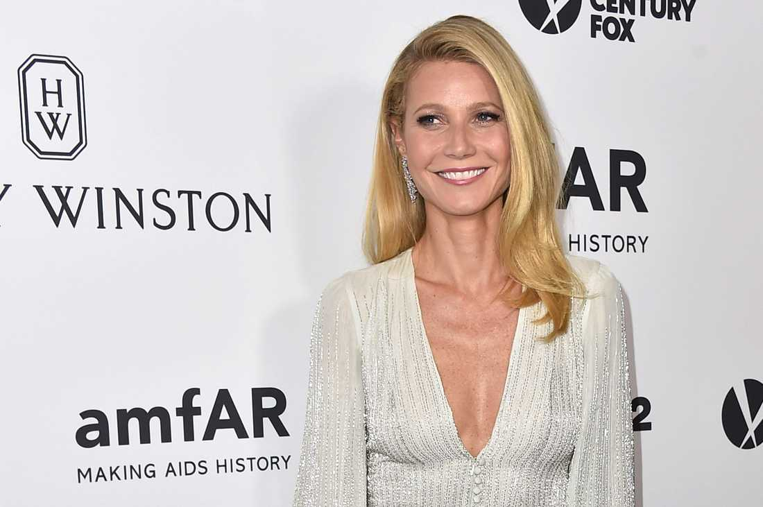 Gwyneth Paltrow i bråk med NASA