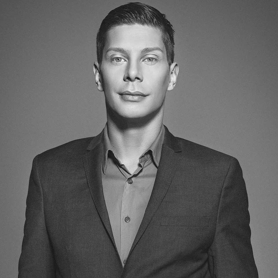 Martin Johansson, creative director på krogkoncernern Familjen Ahlbom som Hornhuset tillhör.