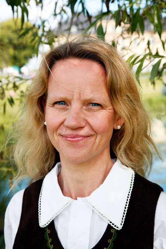 Katarina Berggren.