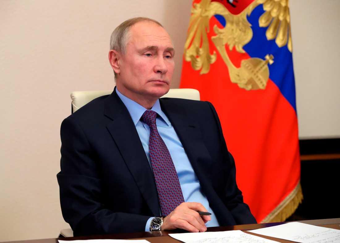 Rysslands president Vladimir Putin anklagas av regimkritikern Aleksej Navalnyj för att ha byggt en jätteanläggning för privat bruk.
